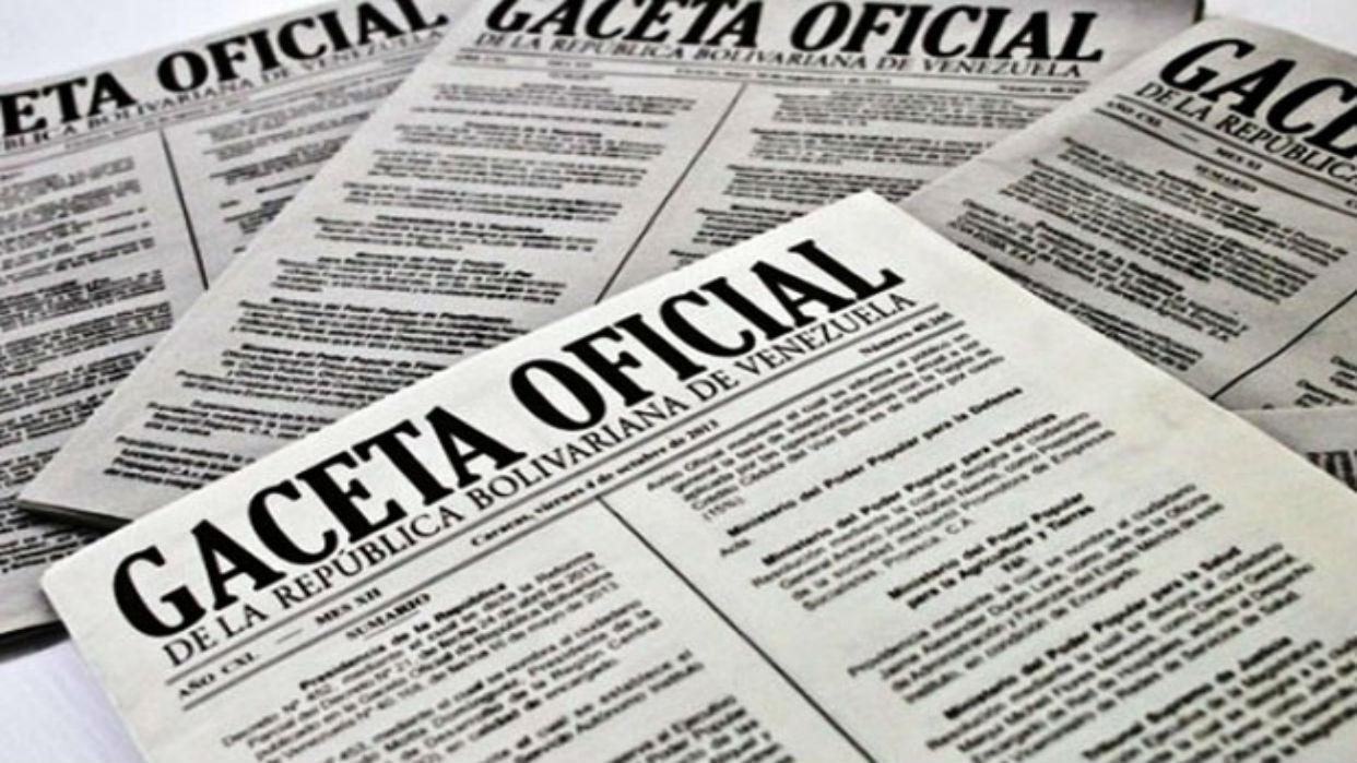 Publican en Gaceta Oficial normas que rigen el proceso de reconversión monetaria