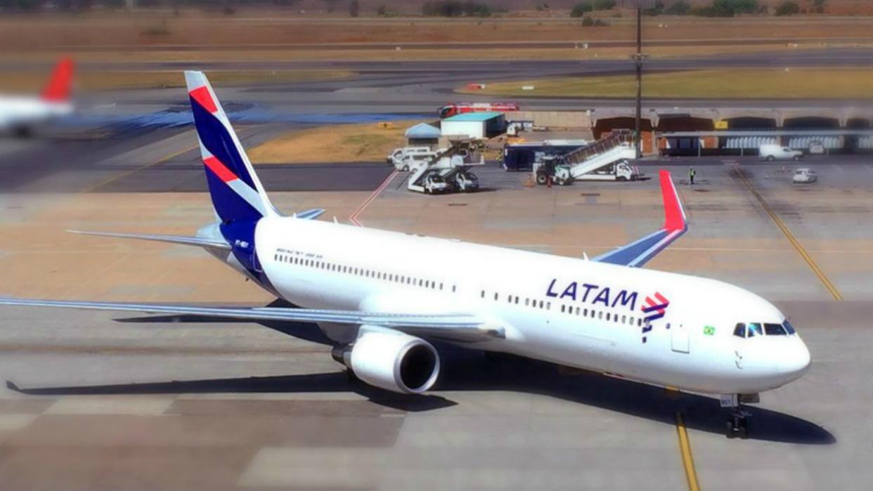 Latam Airlines solicitó acogerse al código de bancarrota de Estados Unidos
