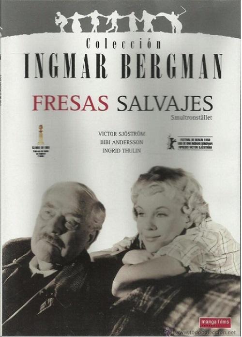 Ingmar Bergman en Cineforo