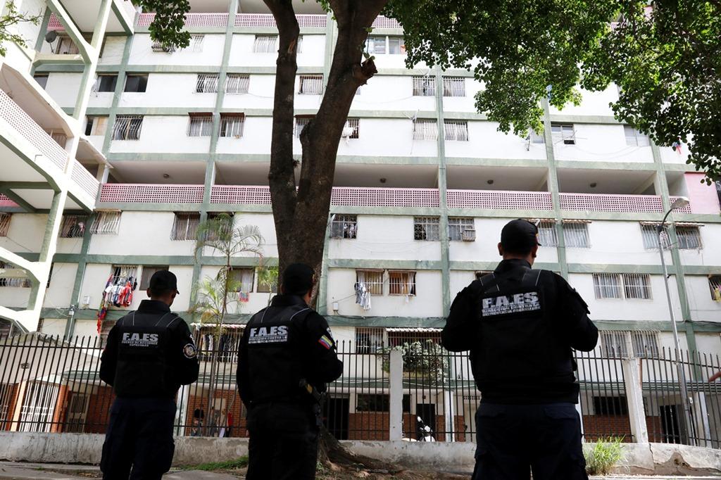 Reportaron enfrentamiento entre el FAES y antisociales en el 23 de Enero