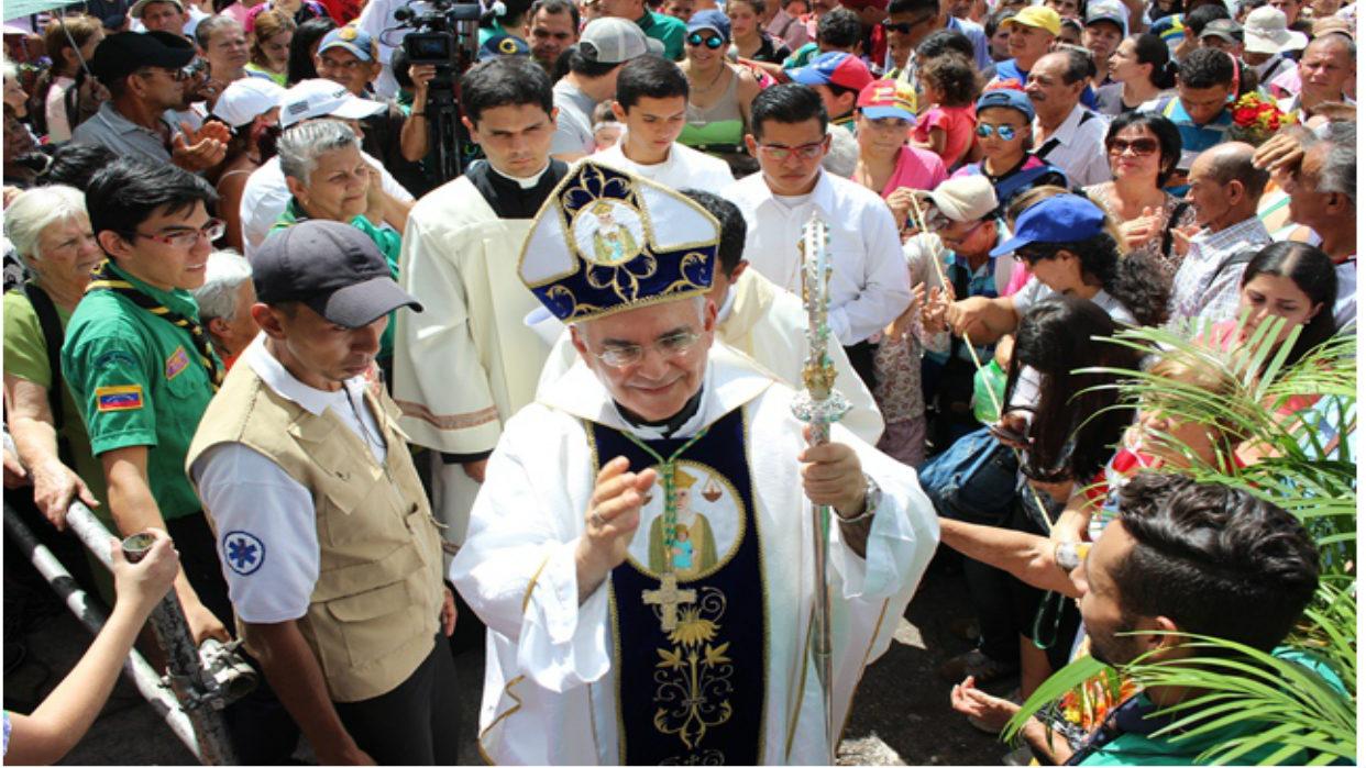 Táchira celebra el día de su patrona la Virgen de La Consolación de Táriba
