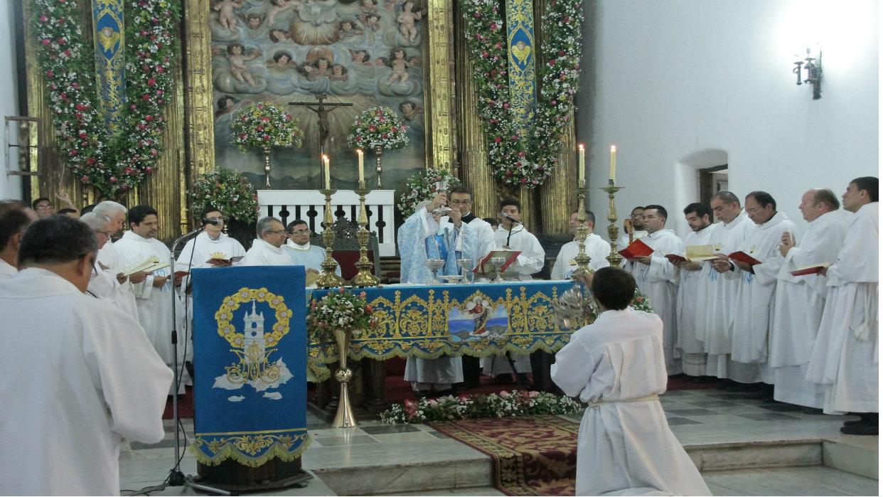 Nueva Esparta celebró a Nuestra Señora de La Asunción