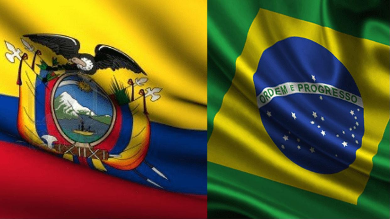 Brasil y Ecuador comparten su