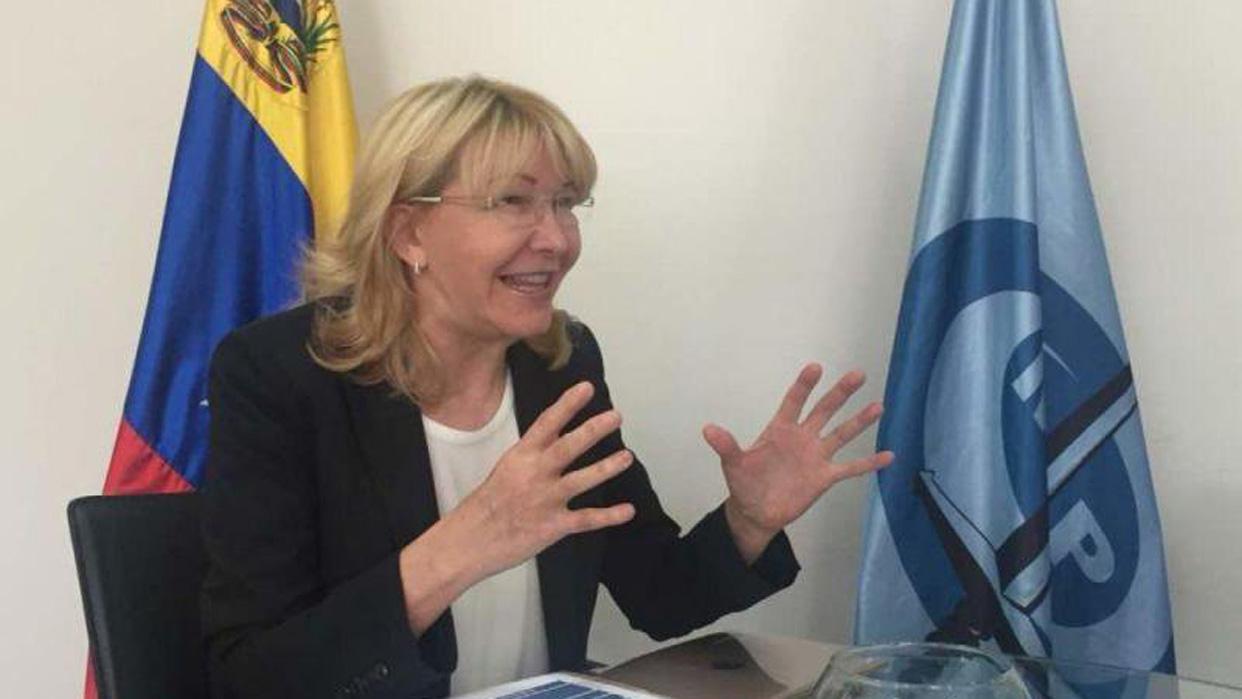 Solicitarán a Colombia extradición de exfiscal Ortega Díaz