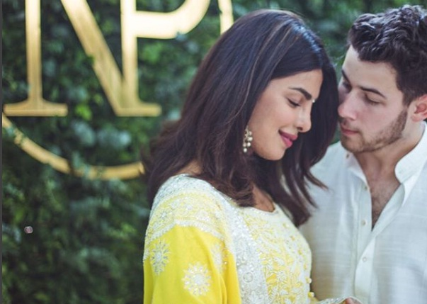 Nick Jonas oficializó compromiso con Priyanka Chopra