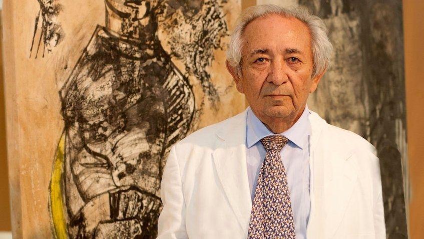 Falleció en Maracaibo el poeta y pintor Hugo Figueroa Brett