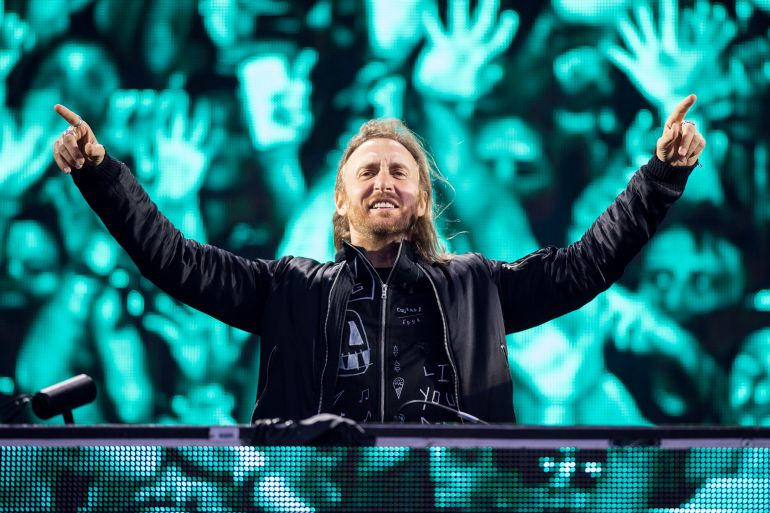 David Guetta: