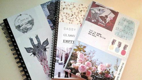 Transformar los cuadernos es fácil