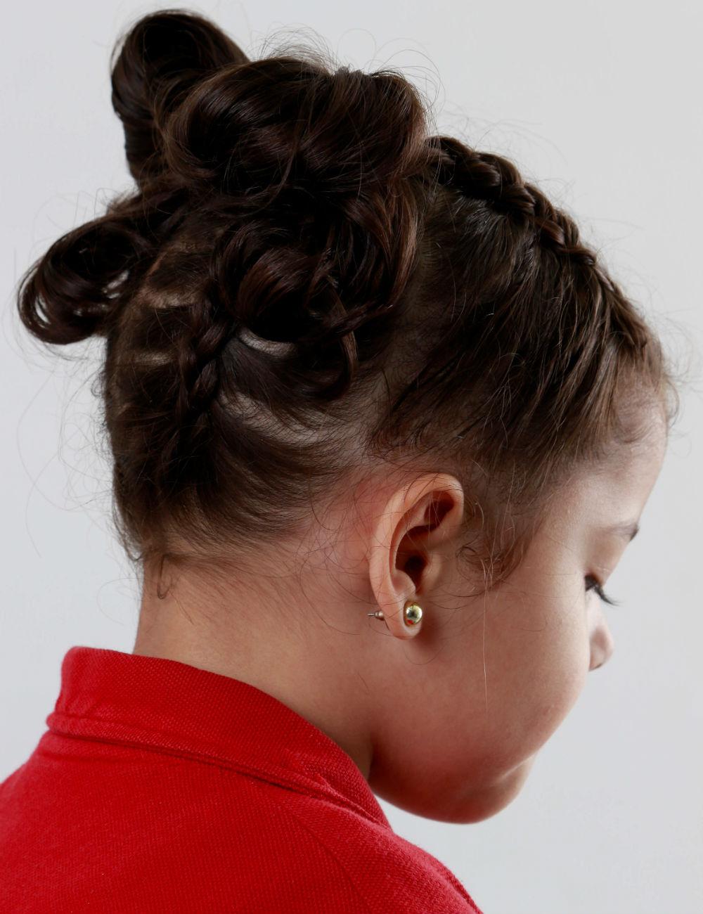Los Peinados Para El Colegio No Tienen Que Ser Aburridos