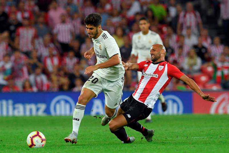 Real Madrid resbala ante el Athletic de Bilbao 3d828a2584402