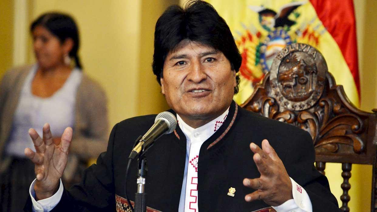 Instalan huelgas de hambre en Bolivia contra nueva postulación de Morales