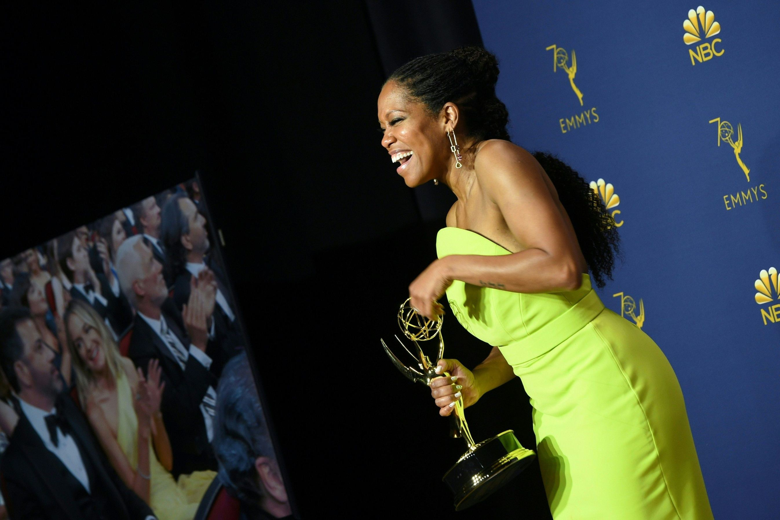Baja audiencia y acusaciones de racismo en los premios Emmy