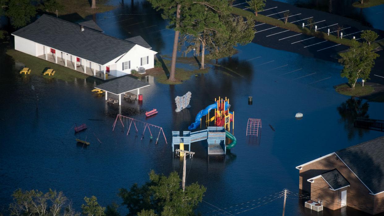 Florence deja al menos 31 muertos y graves inundaciones en sureste de EEUU