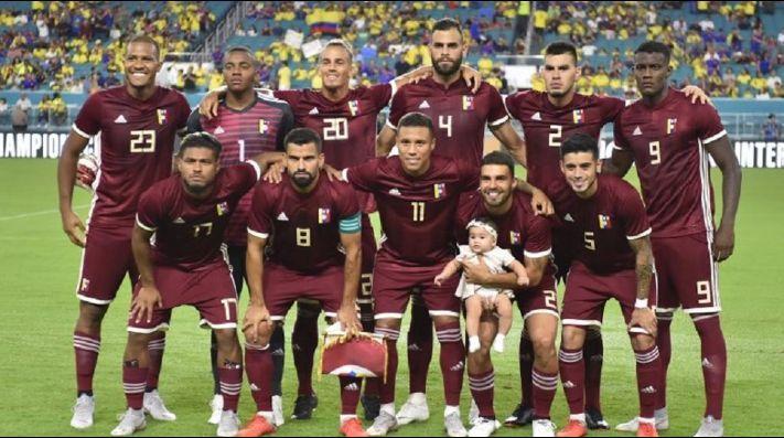 La Vinotinto es 32 del ranking FIFA