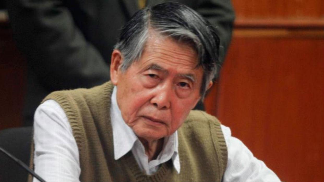 Corte peruana confirma su rechazo a excarcelar al expresidente Fujimori