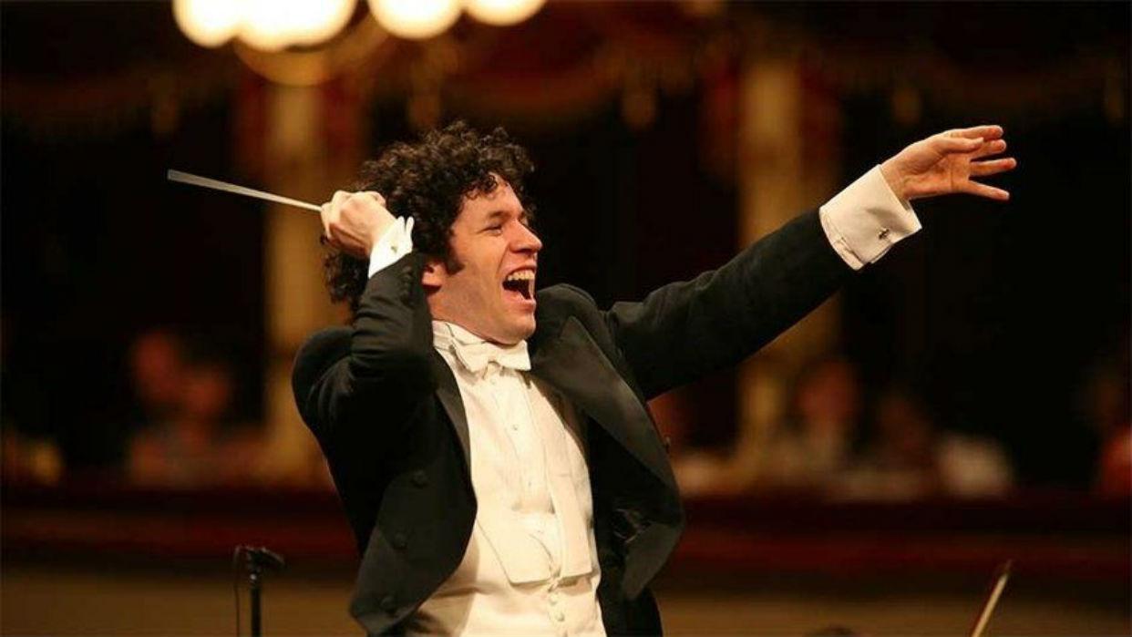 Dudamel y la MCO ejecutan el tiempo eterno de Mahler en un soberbio concierto