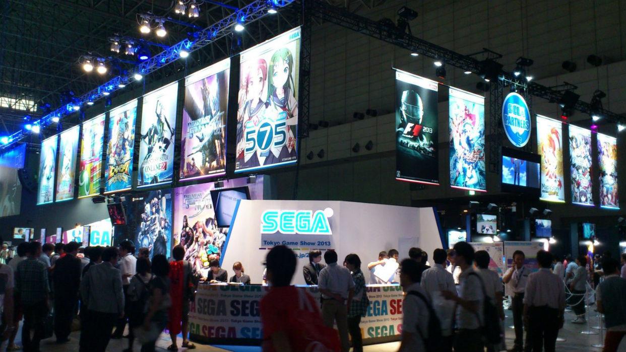 Videojuegos retro, se lucen en el Tokio Game