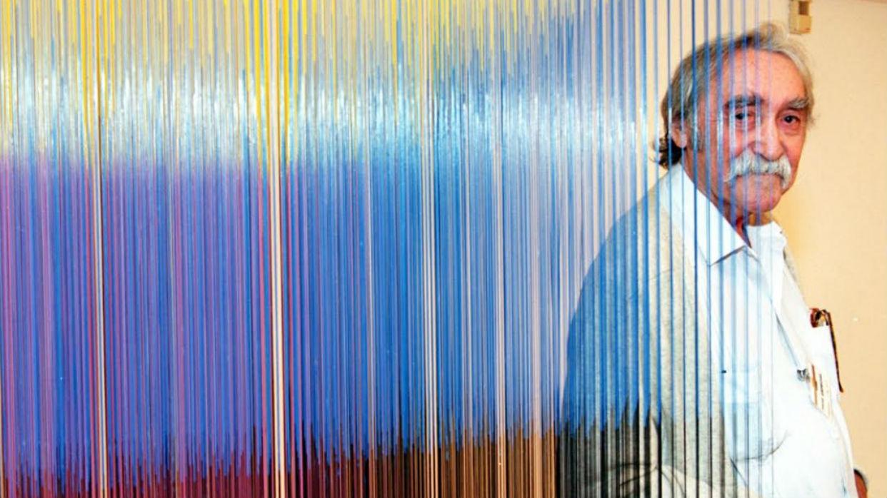Soto imaginó en España una vida construida para el arte