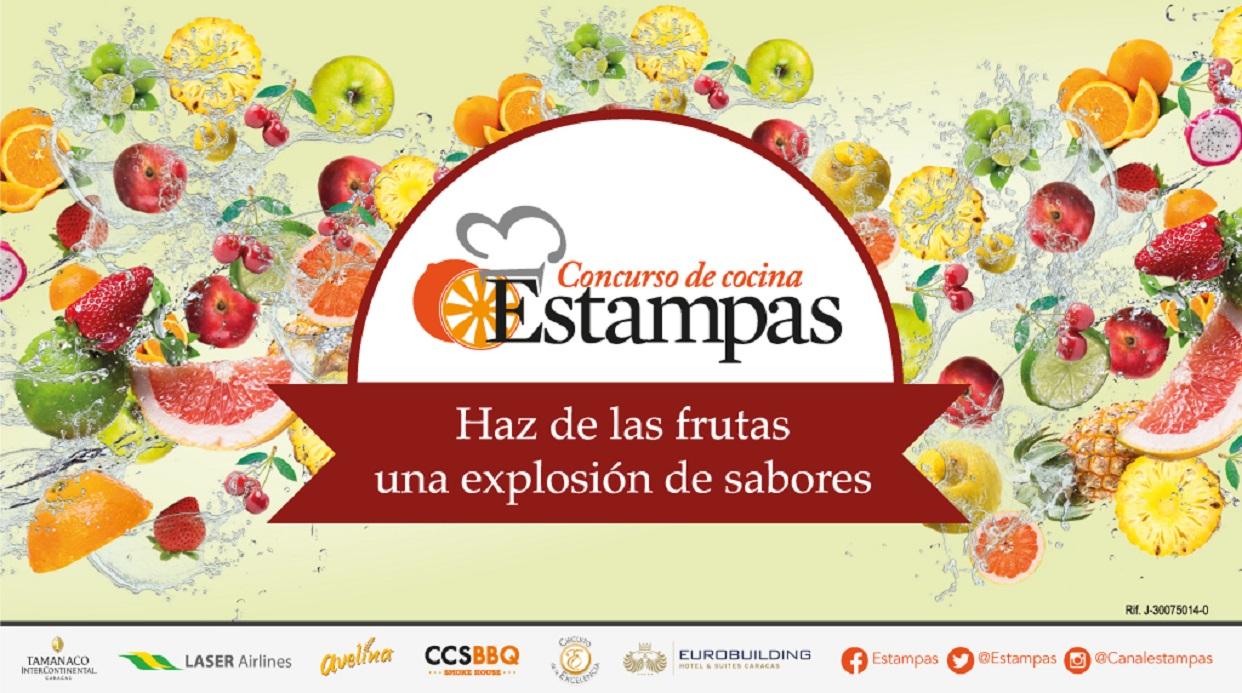 El  13° Concurso de Cocina de Estampas inscribirá participantes hasta este jueves
