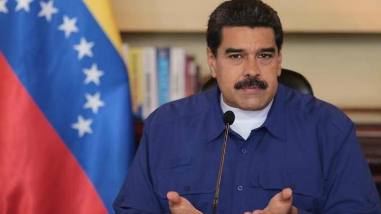 Maduro aseguró que continuará