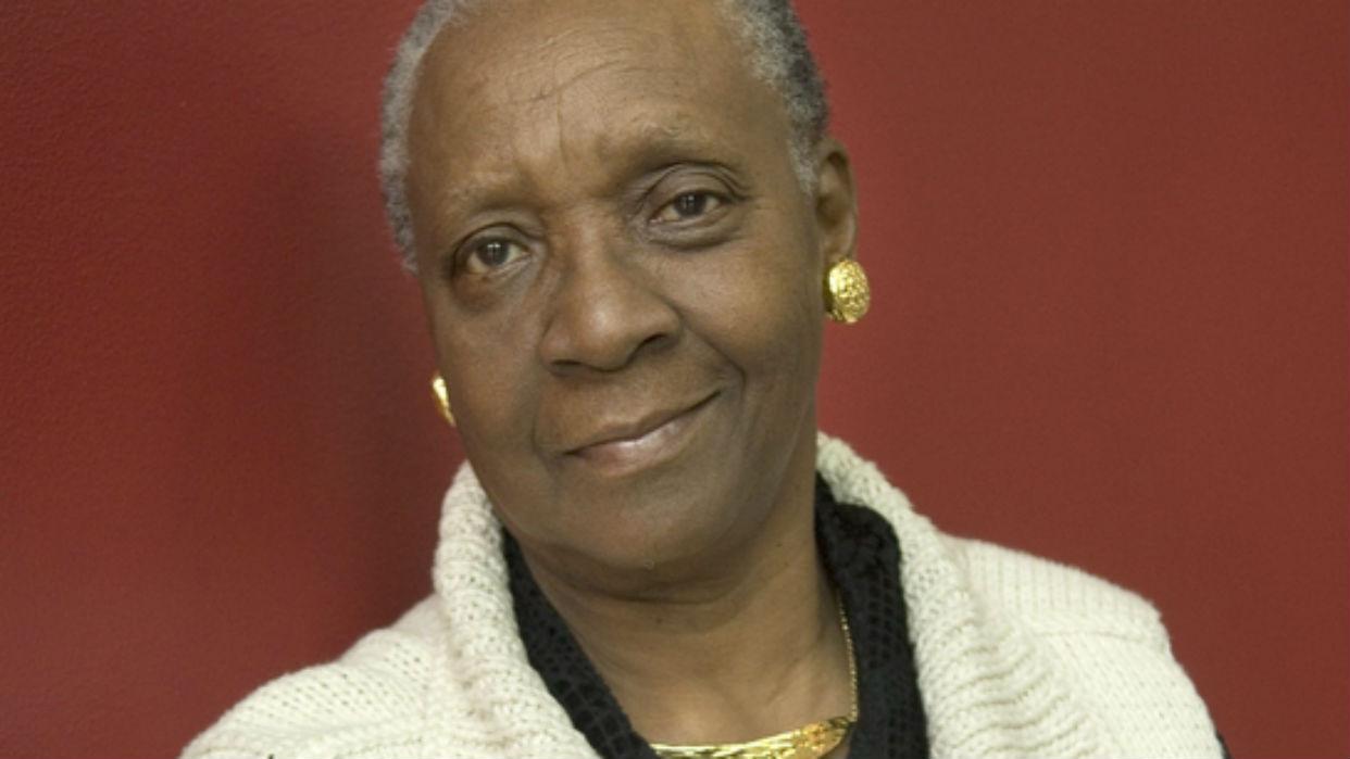 Maryse Condé, ganadora del premio alternativo al Nobel de Literatura