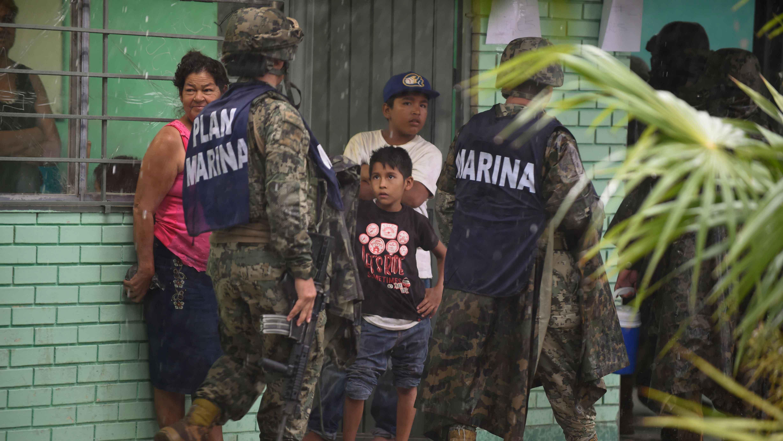 Tormentas dejan tres muertos y daños materiales en el este de México