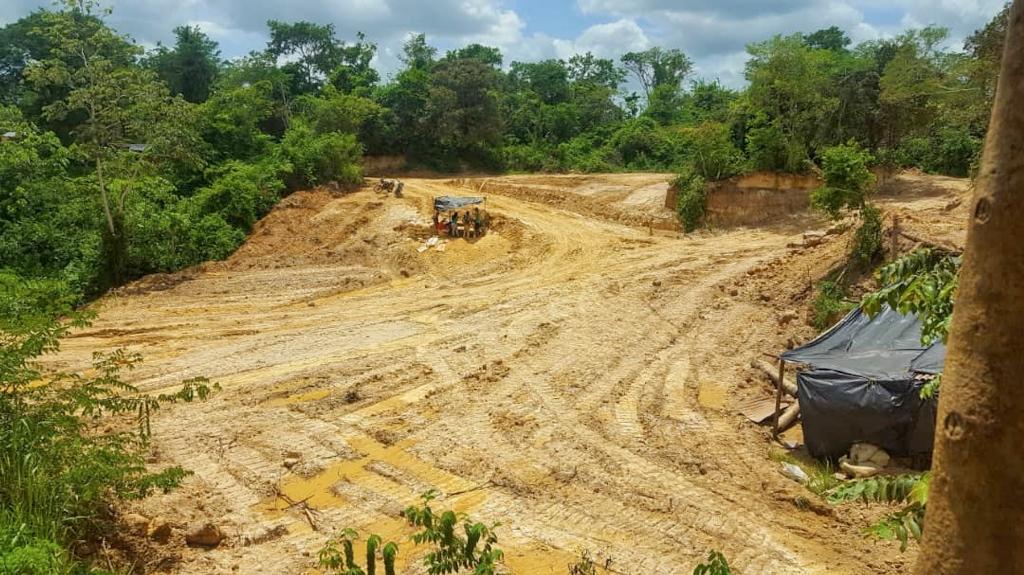 Acnudh: El Arco Minero está controlado por grupos delictivos organizados