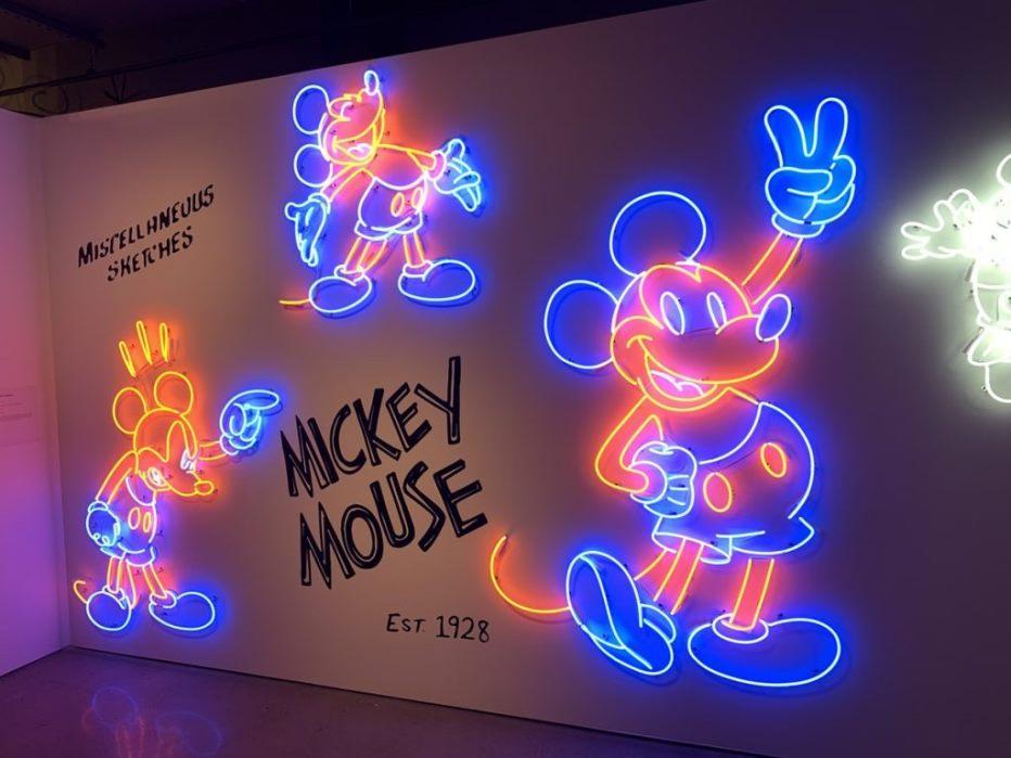 Disney festeja por todo lo alto los 90 años de Mickey Mouse