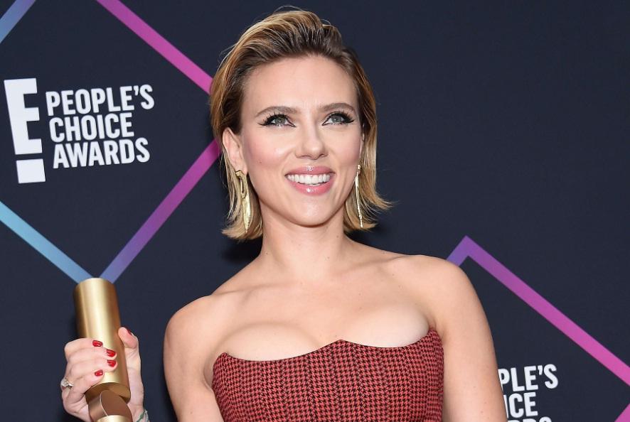 Cintas de Marvel triunfan en los People's Choice Awards