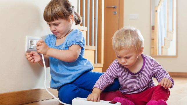 Se deben reforzar las medidas de seguridad en la casa si hay niños