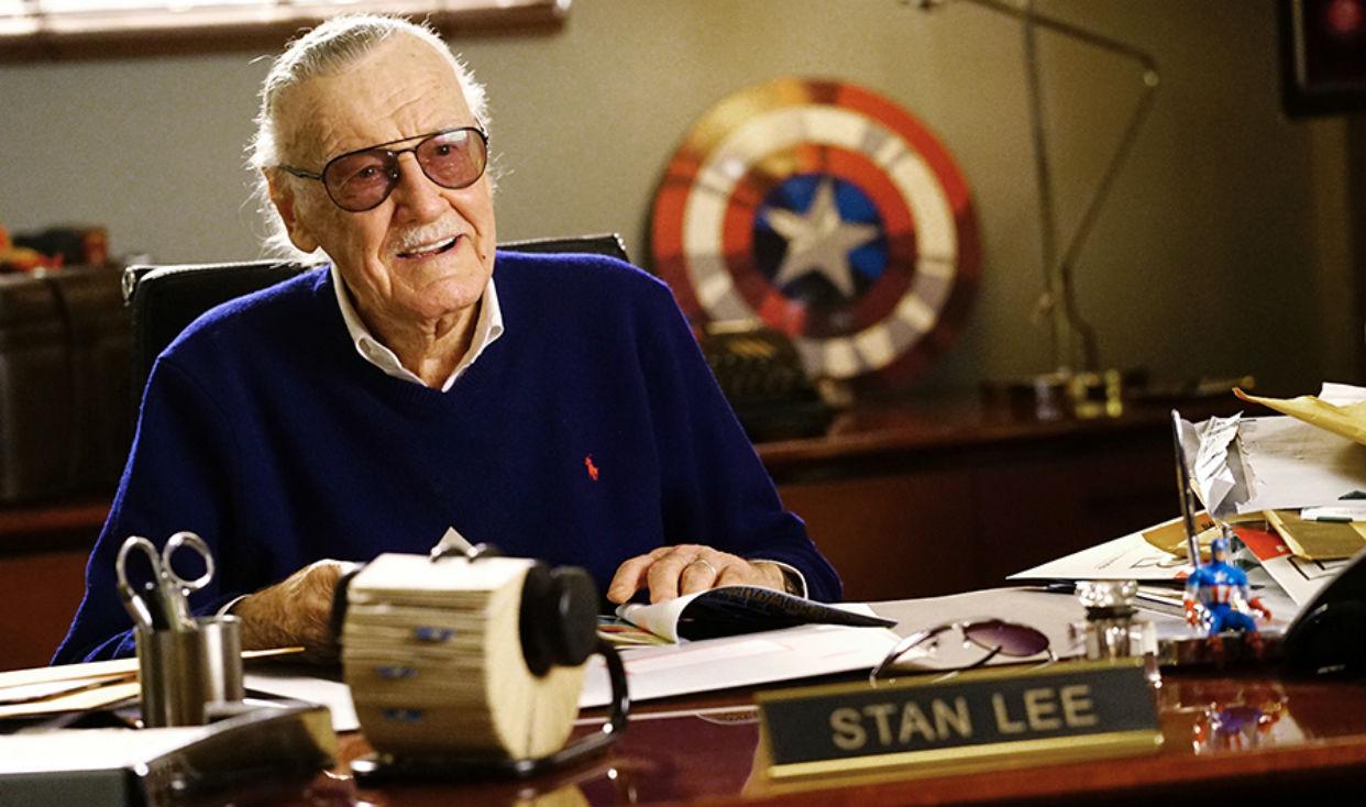 Stan Lee fue el gran artífice del cómic de la era moderna