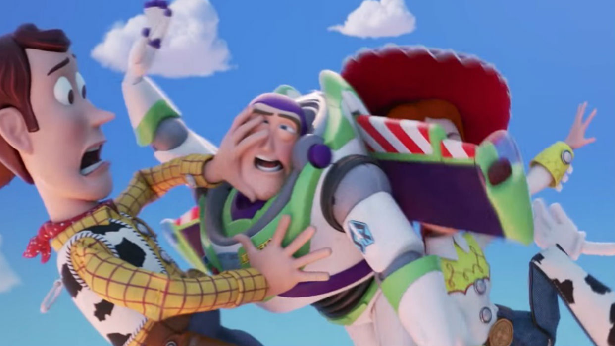 Toy Story 4 lanza primer trailer oficial