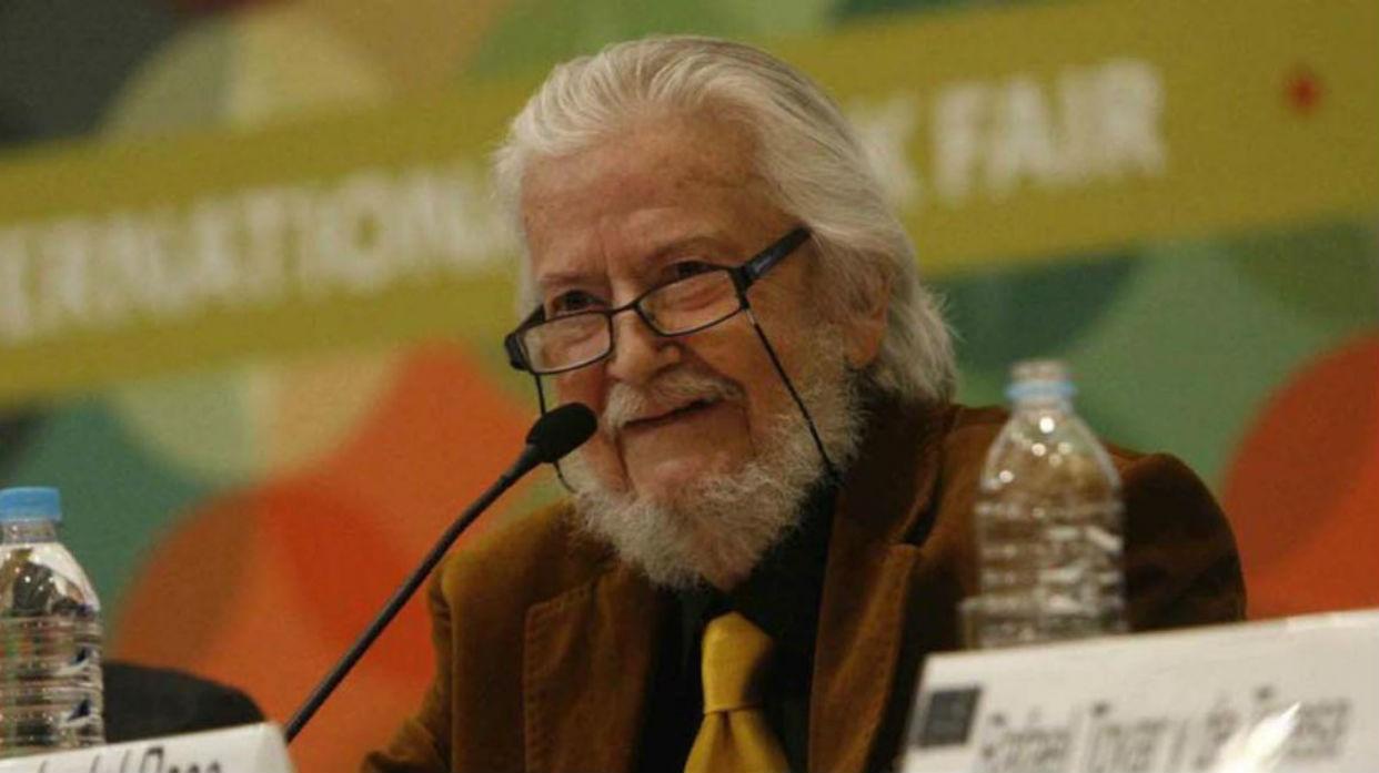 Falleció el escritor mexicano Fernando del Paso