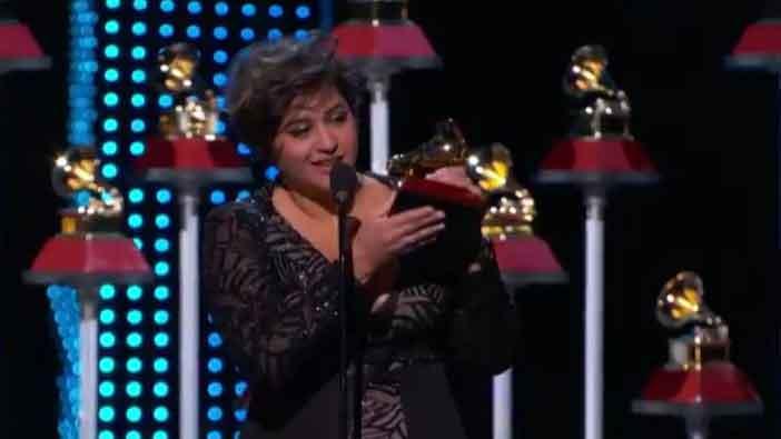 Talento venezolano triunfa en los Latin Grammy