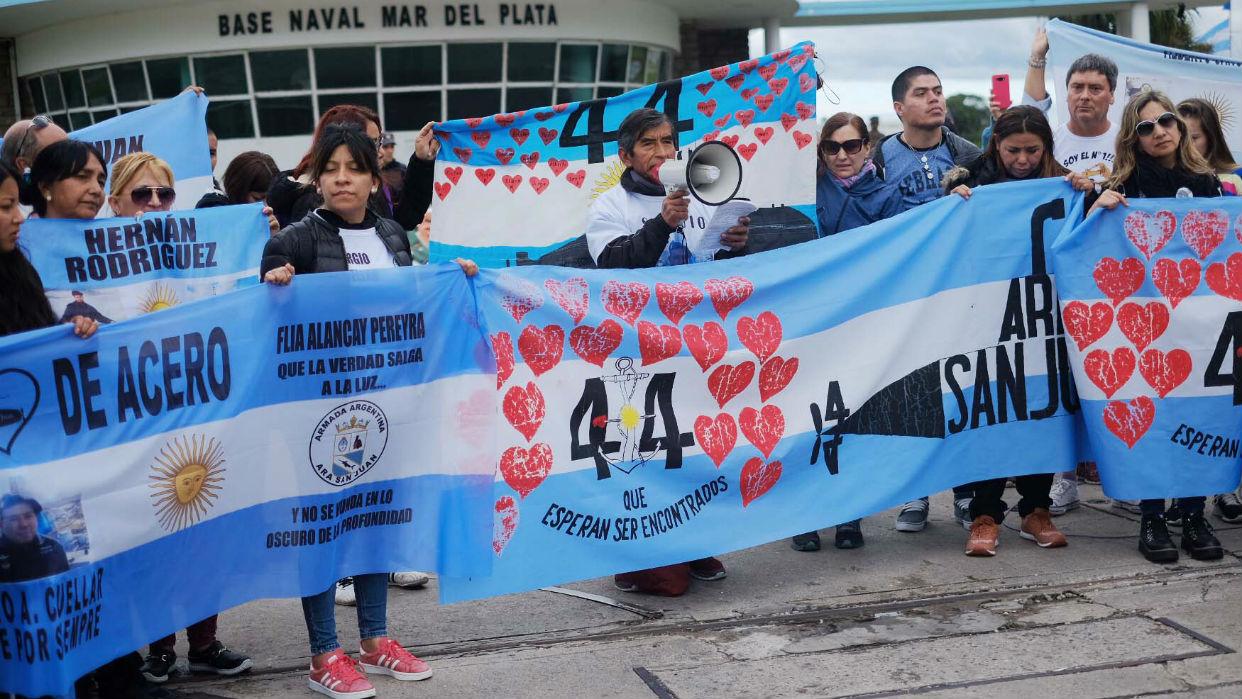 Lo que hay que saber sobre el submarino argentino hundido en el Atlántico