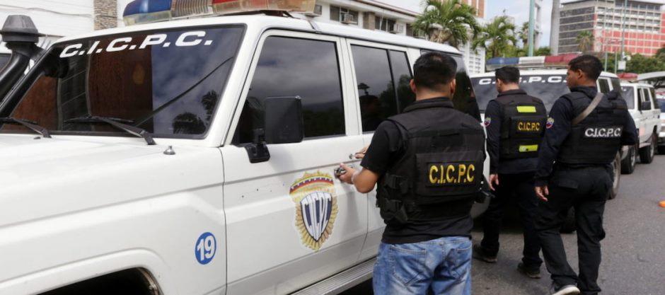 Asesinan a detective del Cicpc, por defender a su esposa