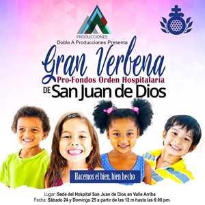 A beneficio del Hospital San Juan de Dios