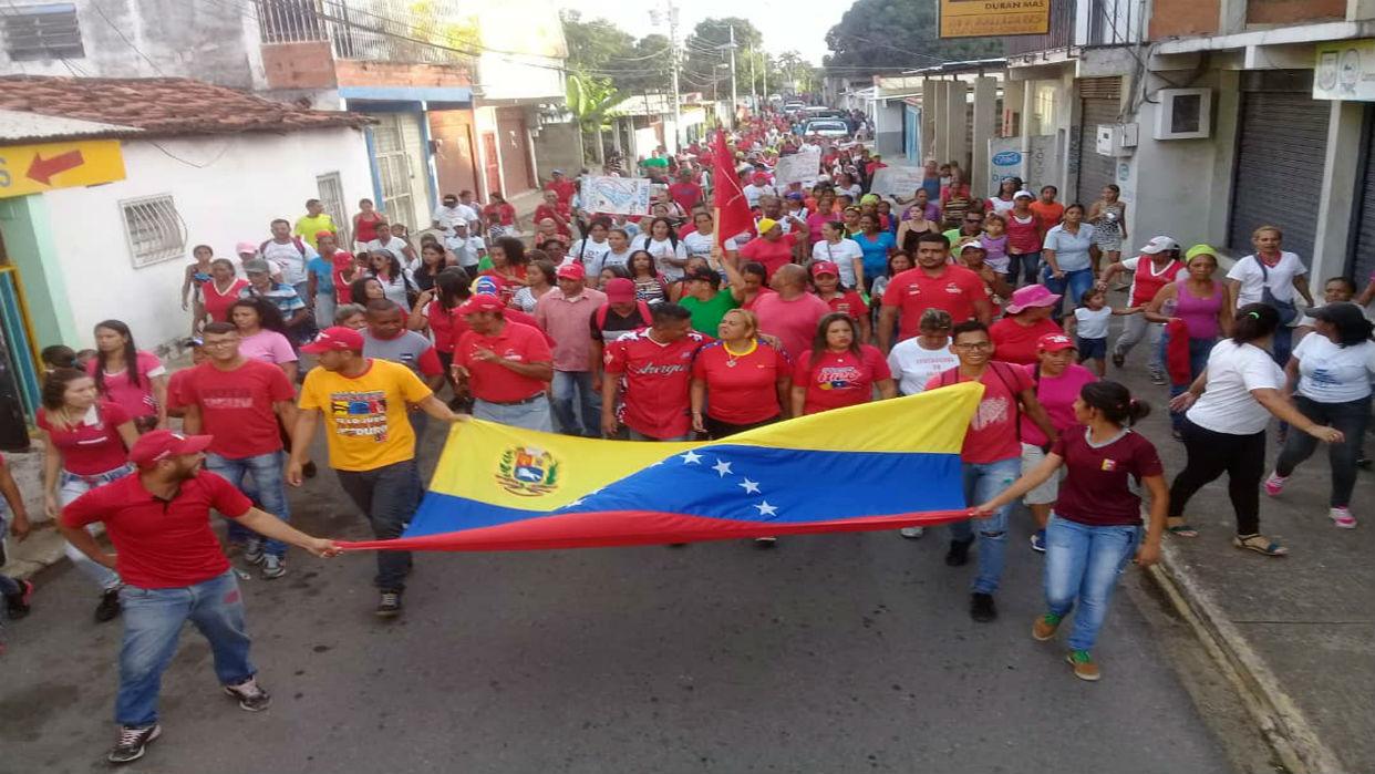 Venezuela será territorio comunal a partir del 9D