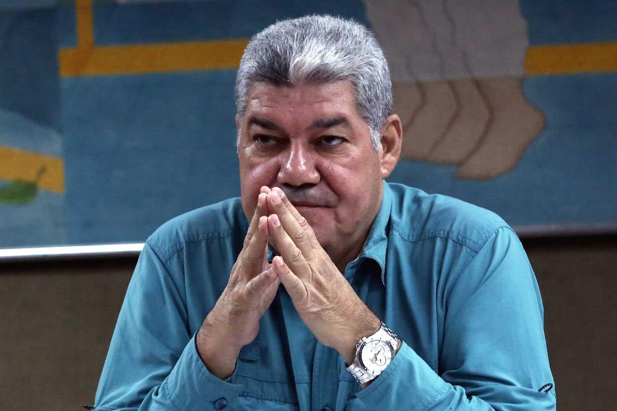 Ministro Piñate: Bono de alimentación será de Bs.S 1.800