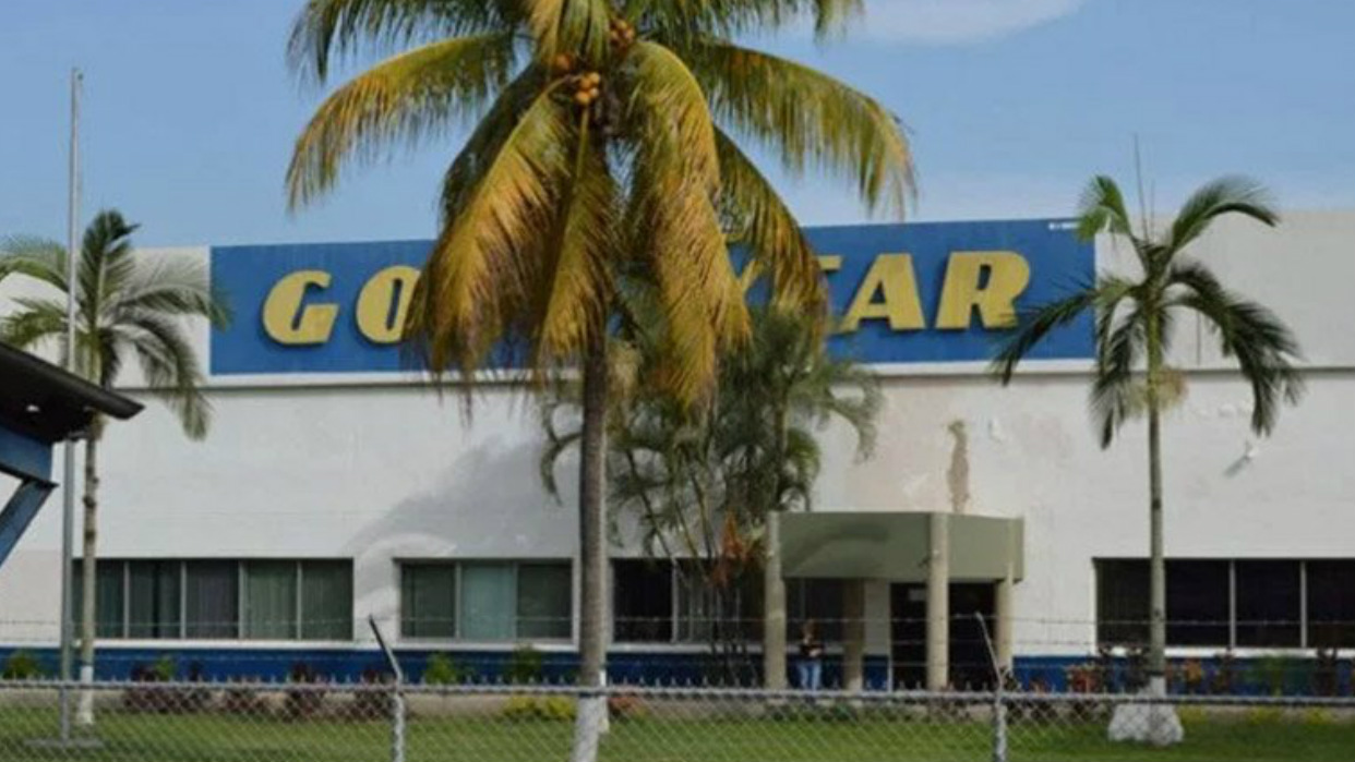 Goodyear cesó operaciones en Venezuela de manera forzosa