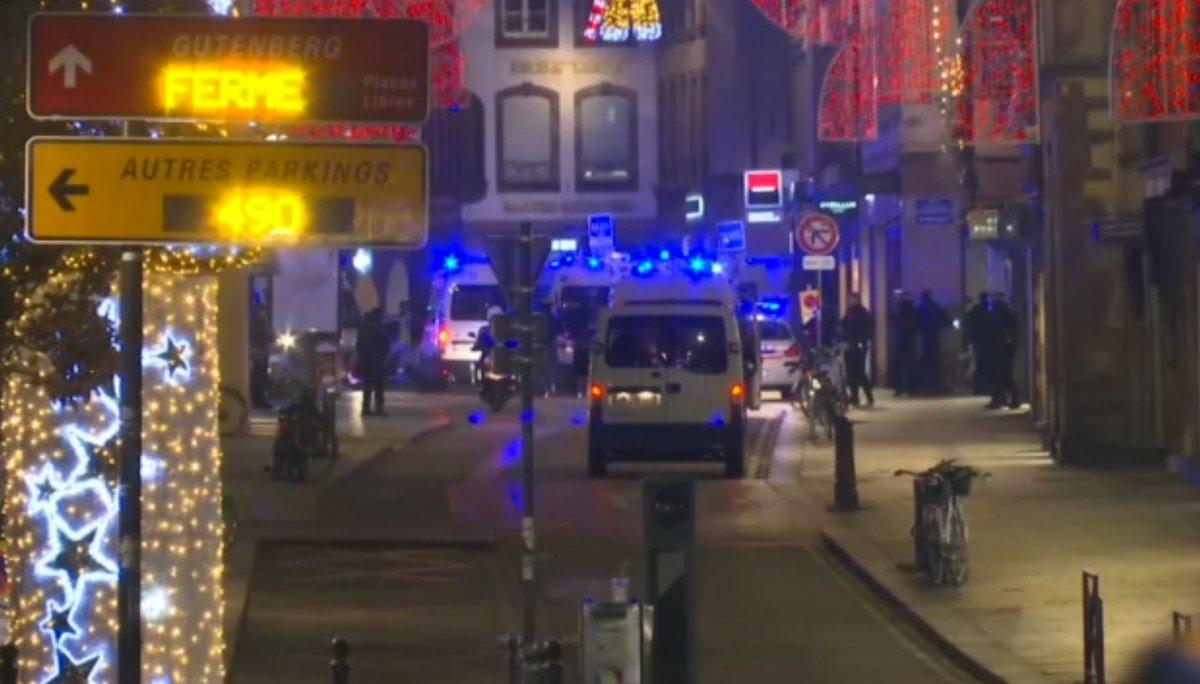 Presunto autor de atentado en Estrasburgo Chérif Chekatt abatido por policía francesa