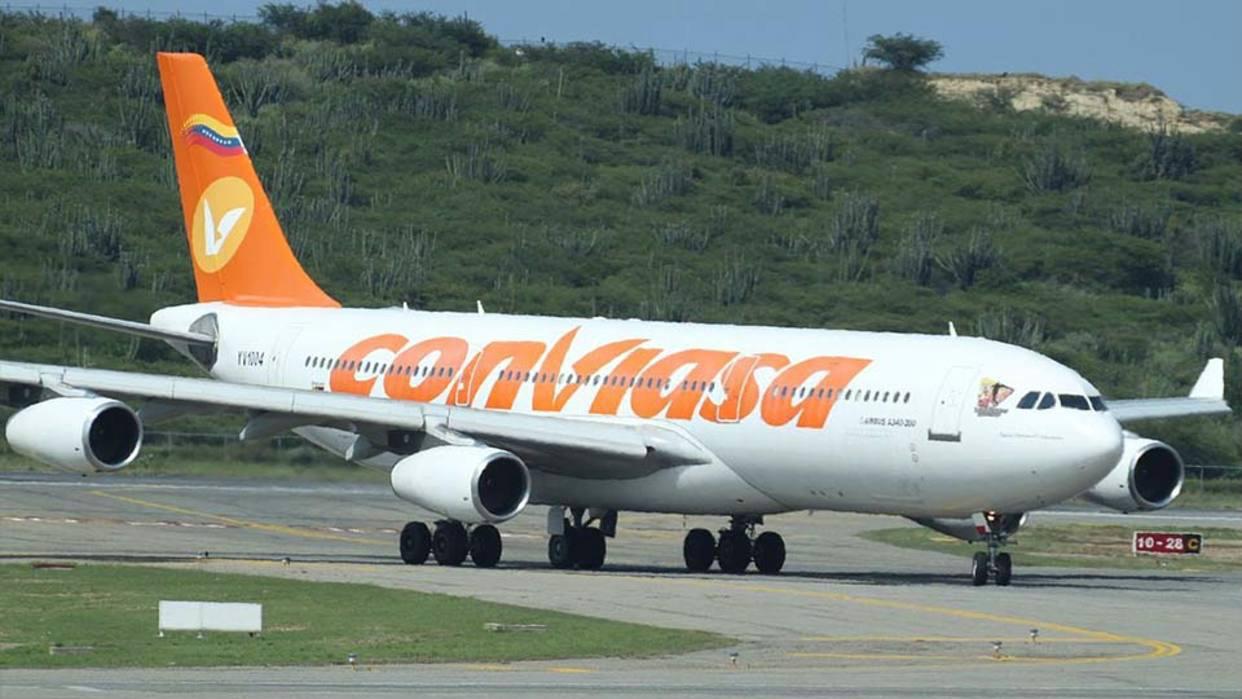 Tres vuelos de venezolanos saldrán de Panamá este lunes