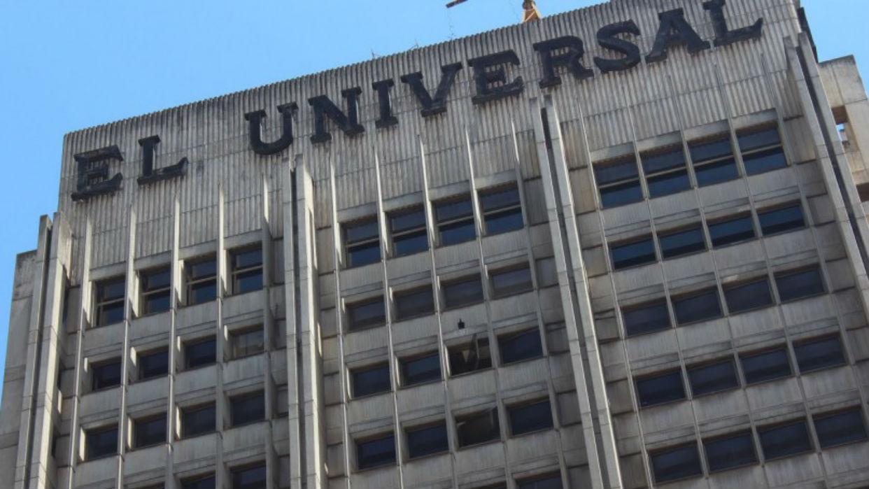 Falla eléctrica en la avenida Urdaneta afectó la impresión del periódico El Universal