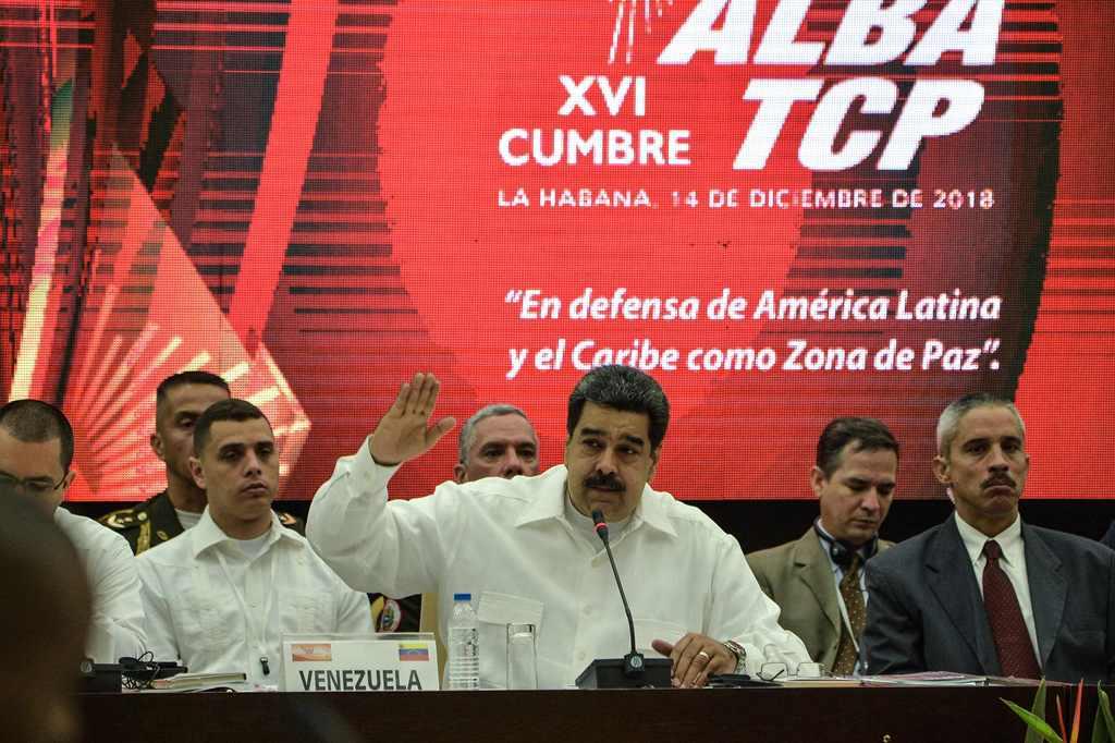 Maduro propuso impulsar programas sociales de la Alba