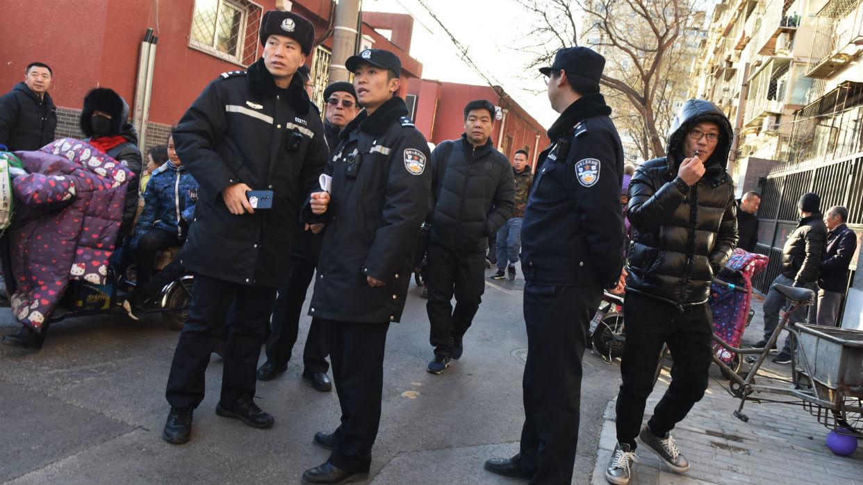 Veinte niños heridos en ataque en una escuela primaria en Pekín