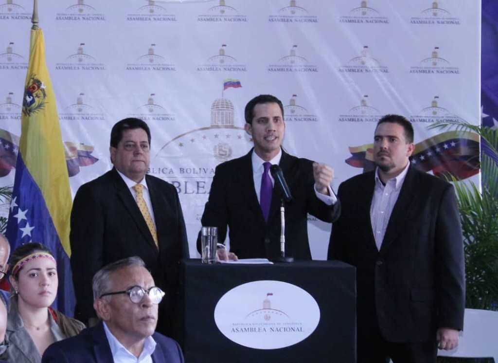 Image result for Guaidó asamblea nacional