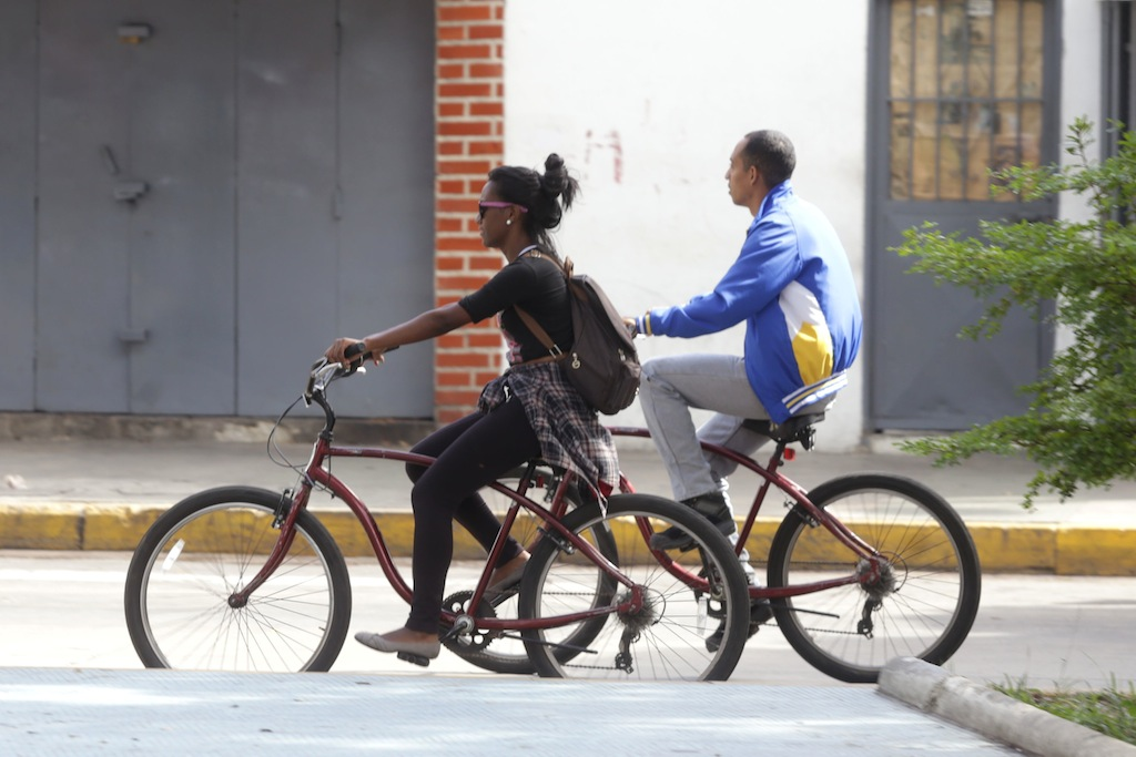 Buscan ampliar uso de las bicicletas en la ciudad