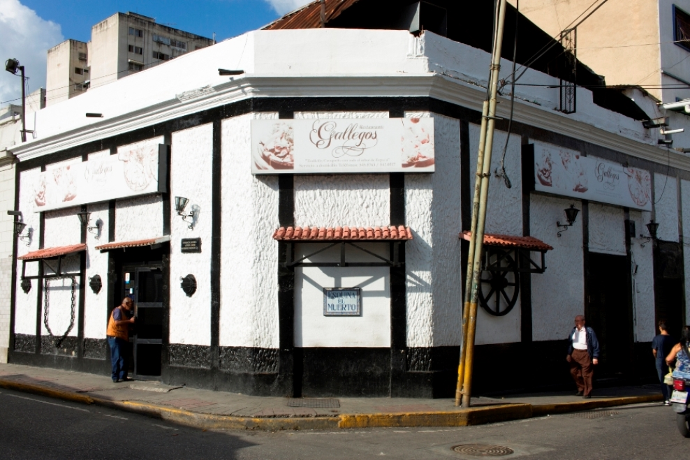 Santa Rosalía de Caracas un lugar de  historia y tradición