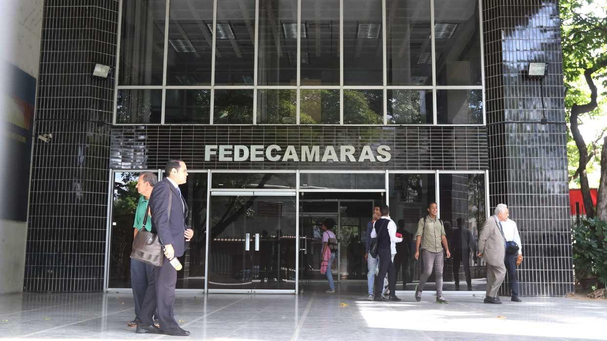 """Fedecámaras rechaza actos """"vandálicos"""" en empresas"""