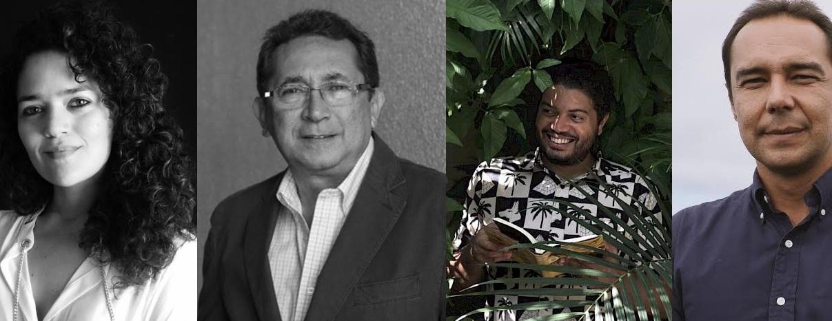 Los autores que las islas modelan